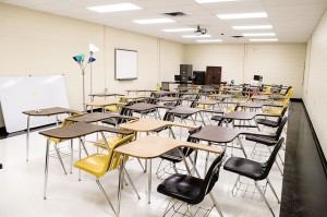 """H.B. Neild & Sons transformed Nederland High School this summer, restructuring classrooms throughout the campus and adding new classrooms to create learning spaces that """"make sense."""""""