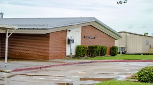 William B. Travis Elementary School is one of three Port Arthur Independent School District campuses that will be rebuilt as part of the district's $195 million bond.