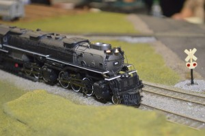 Model Trains in (Loco)motion at Thursday at Effie and Wilton Public Library in Port Neches on Thursday. Mary Meaux/The News