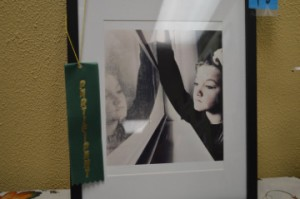 Dezarae Thibodeaux's first place youth photo and the Robert Pastorella Sr. Memorial Award winning photo. Mary Meaux/The News