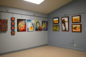 An open house will be held Sunday showing the Texas Artist Museum's newest artwork in the concept gallery. Mary Meaux/The News