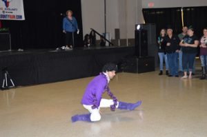 The crowd at Saturday night's Beans & Jeans at the Bob Bowers Civic Center in Port Arthur were entertained by the likes of Elvis, Tina Turner, David Bowie and Prince. Music was provided by Electric Circus of Austin. it seemed the sold-out crowd Laissez les bon temps rouler!
