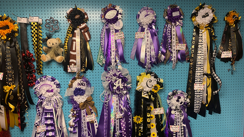 Closer Look Change In Tradition Homecoming Corsages Mums Take